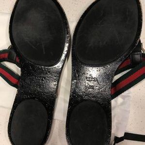 8636c577ac5 Authentic Women Gucci Sandals